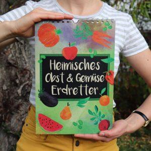 Saisonkalender Obst und Gemüse Cover